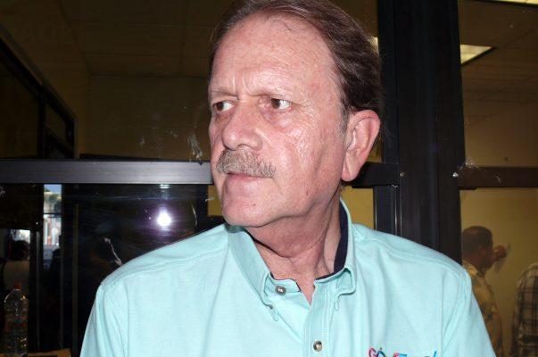 Gabriel Villalobos Máynez, director de Desarrollo Económico.