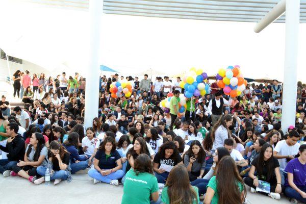 TecMilenio celebra su XV aniversario
