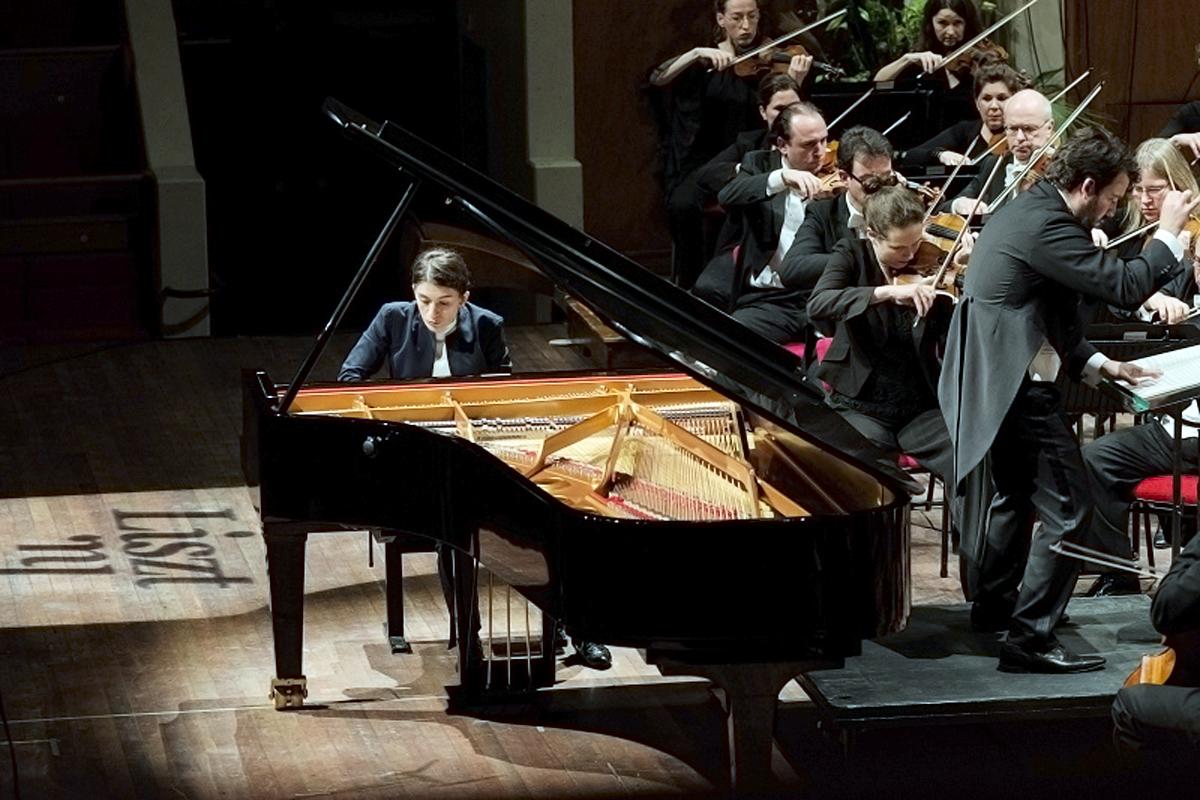 Mariam Batsashvili será la invitada del mes de septiembre del 13° Festival Internacional de Piano en el Teatro Isauro Martínez, mañana miércoles.