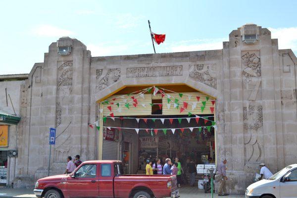 Mercado Juárez festejará sus 110 años de existencia