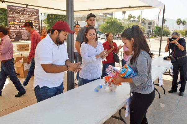 Torreonenses y laguneros responden con su apoyo solidario