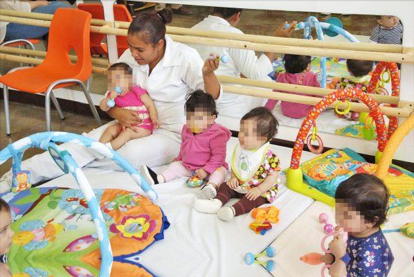 En Coahuila, oferta IMSS más de mil 200 lugares para guarderías