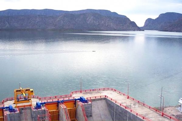 Llegando al 98% la presa 'Lázaro Cárdenas', se tomarán decisiones: Conagua
