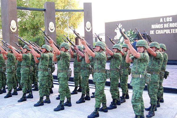 Con el apoyo del Ejército, en Coahuila se consolidó la paz