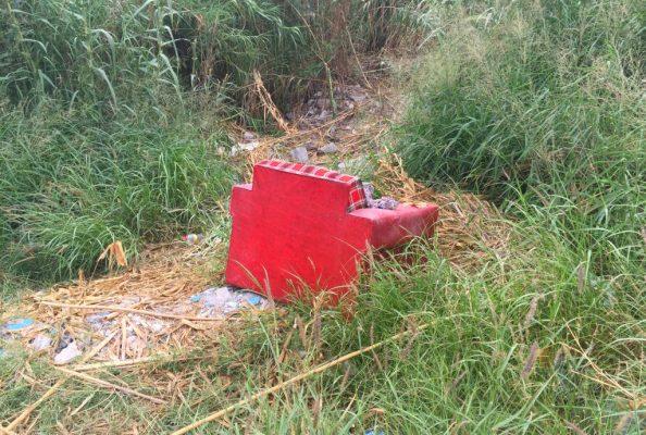 Solo limpiarán cacharros en el río Monclova
