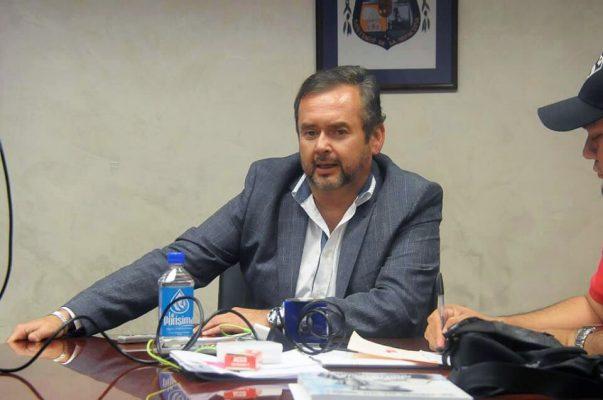 Urge alcalde recursos de CONAGUA para limpiar río Monclova
