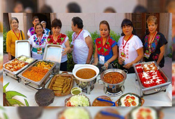 """Con el lema """"Enchílame Otra"""", presentan la Feria de la Enchilada"""