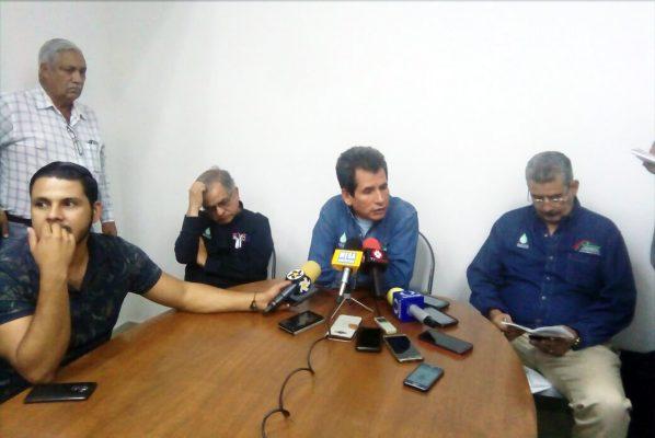 El director del Sideapa, Adelmo Ruvalcaba aseguró que el organismo ya no será rehén de nadie.