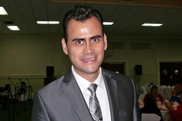 Cuitláhuac Valdés Gutiérrez, subsecretario de Educación en la región Laguna de Durango.