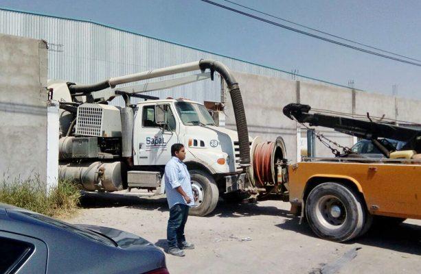 IMSS regresa los bienes al Sapal