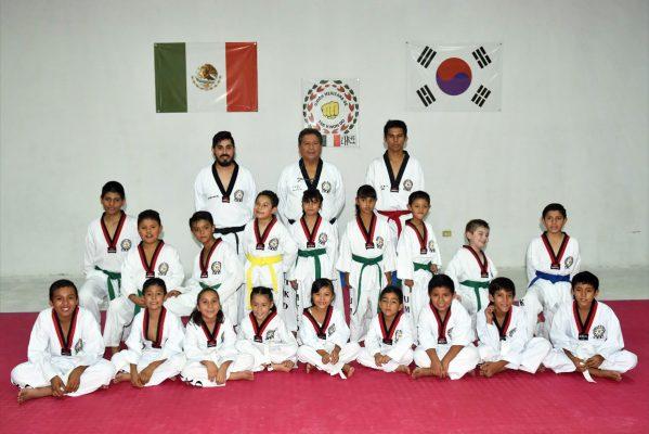 Unión Mexicana de TKD tiene exámenes de promoción de grados