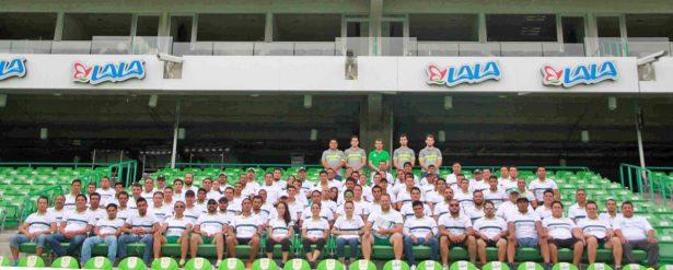 Este sábado todos los participantes estuvieron presentes en el encuentro de la jornada 7 de la Liga MX Femenil, entre las Guerreras y Monterrey.