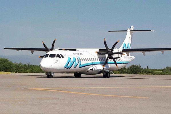Buena aceptación del vuelo Aeromar en Monclova