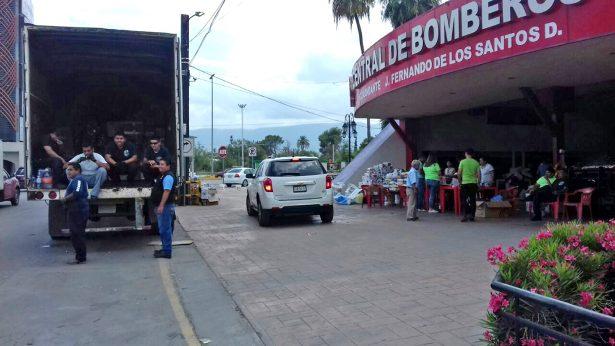 Monclovenses siguen apoyando para enviar a damnificados
