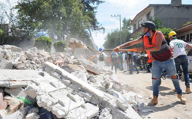 Lupita iba a ser madre por segunda vez; murió durante el sismo en Edomex