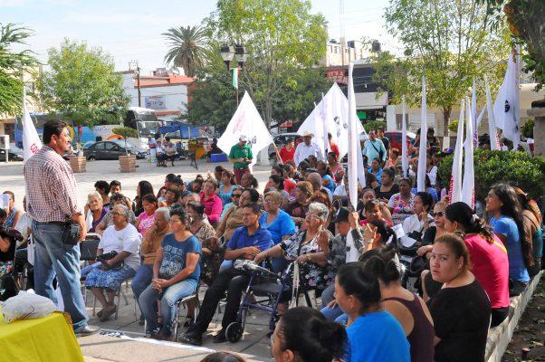 Demandarán la liberación de proyectos ante la Sagarpa