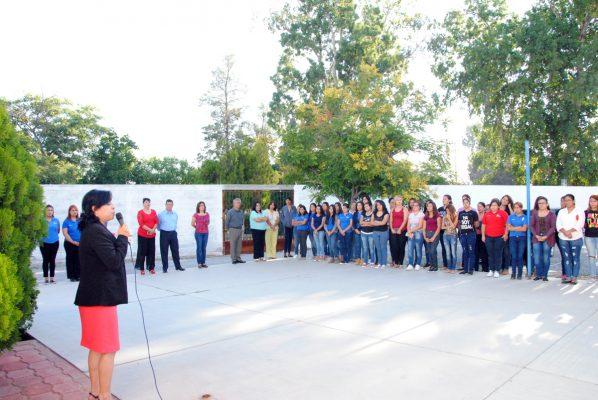 Inicia la Universidad Pedagógica de Durango colecta de ayuda
