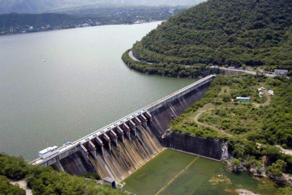 La presa Lázaro Cárdenas al 90%