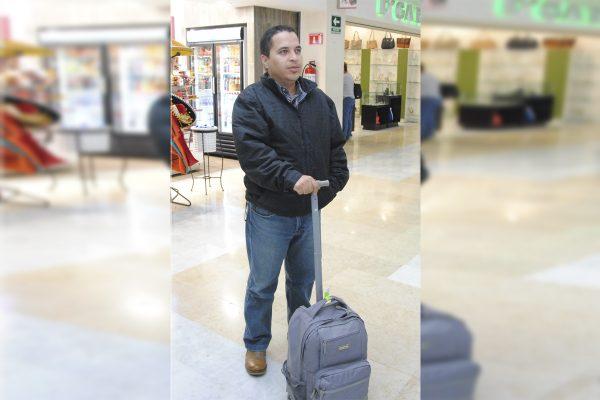 Joven torreonense vivió el sismo de la Ciudad de México