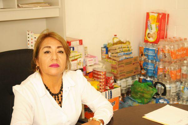 El comité municipal del PRI instaló centro de acopio para damnificados de Oaxaca y Chiapas