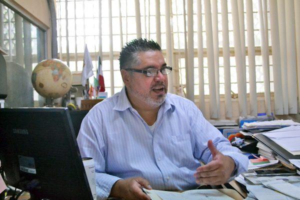 Juan Antonio Ramírez García, secretario académico de la Facultad de Contaduría y Administración, dijo que en 60 años han preparado a 30 mil profesionistas.