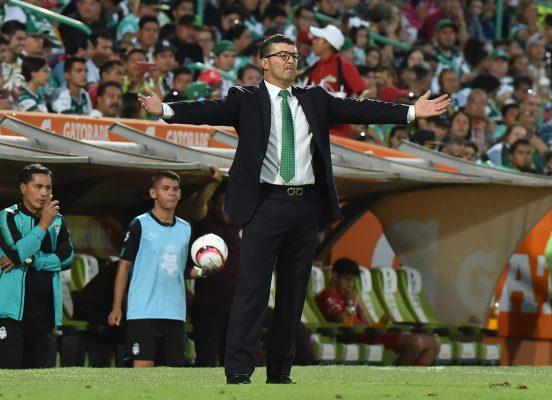 Toluca le saca empate sin goles a Santos