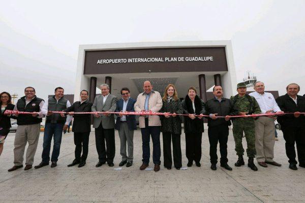 """Coahuila fortalece su competitividad con modernización del aeropuerto """"Plan de Guadalupe"""""""