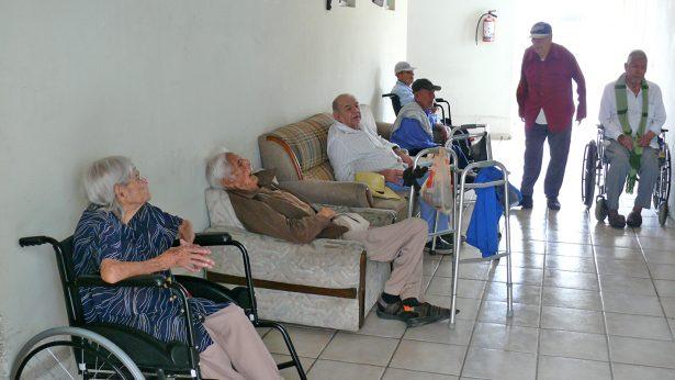 Asilo de ancianos del DIF, solicita apoyo de la sociedad civil