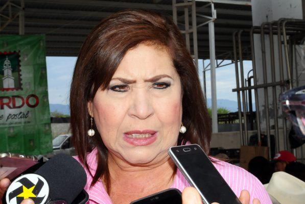 María Luisa gestiona recursos en EUA
