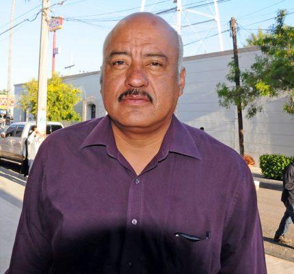 Román Herrera Díaz, titular de la Dirección de Educación Municipal.