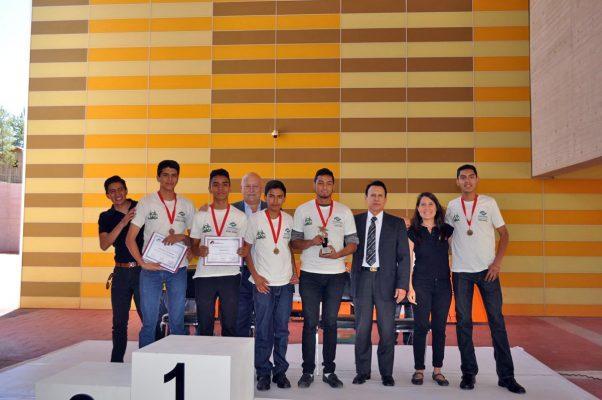 Cocyted invita a alumnos de medio superior al concurso Desafío Tecnológico Fórmula 1