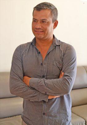 Andrés Palomino es un talento como intérprete, compositor y arreglista.