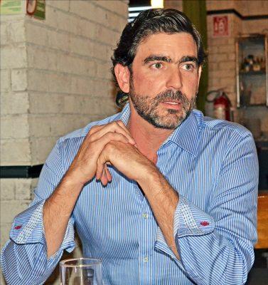 Carlos Fink, presidente de Canirac.