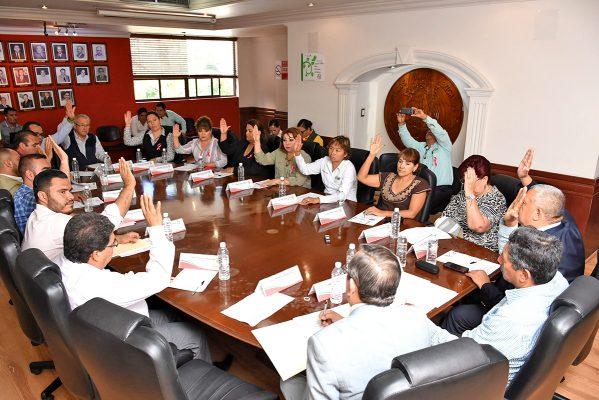 Discuten en Cabildo sobre pensiones y jubilaciones