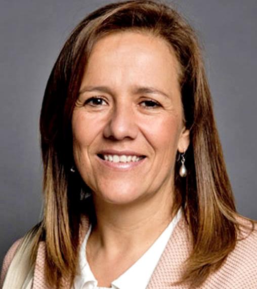 Margarita Zavala encabeza la lista de recolección de firmas