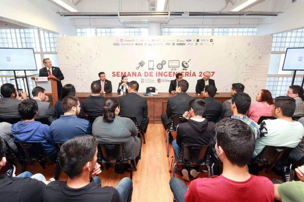 Inauguran Semana de Ingeniería 2017 en la Facultad de Sistemas