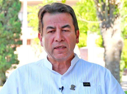 Humberto Zugasti Magallanes, presidente del Colegio de Valuadores Profesionales de la Comarca Lagunera y consejero de la Junta Catastral.