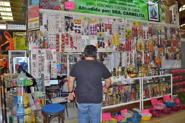 Comerciantes del Mercado Juárez esperan repunte en ventas