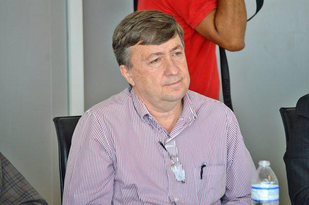 Gerardo Berlanga Gotés, director de Obrad Públicas.