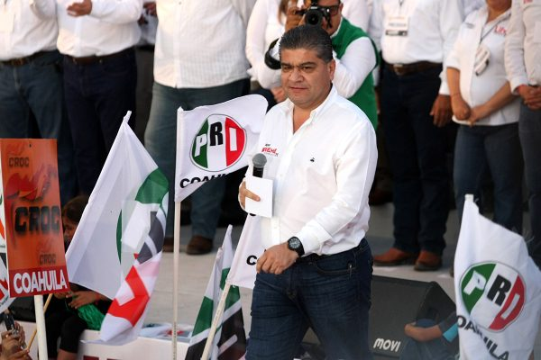 Miguel Angel Riquelme Solís, gobernador electo de Coahuila.