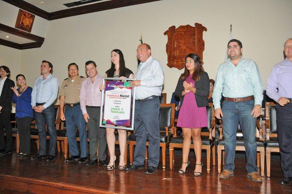 Entrega RMV Premio Estatal de la Juventud 'Coahuila Nuevas Generaciones 2017'