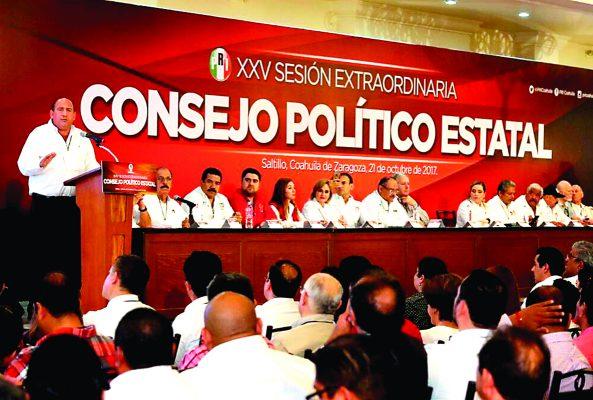 Con Riquelme, Coahuila seguirá viviendo en paz y tranquilidad
