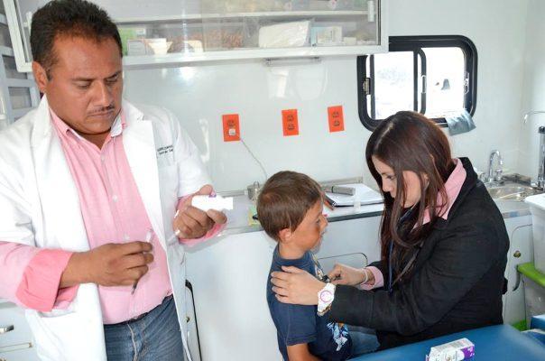 Beneficia Seguro Popular a 706 mil coahuilenses