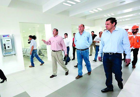 Inversión en aeropuertos de Coahuila busca incrementar la competitividad