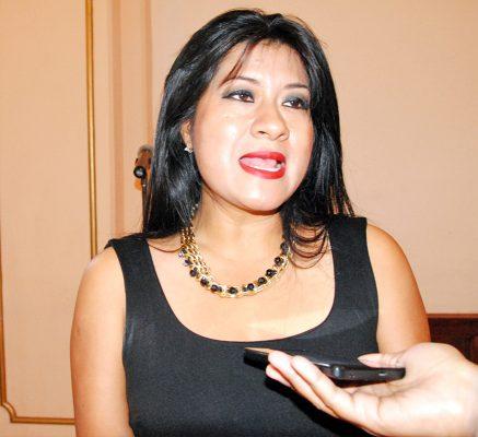 Beatriz Galván Roque, titular del Instituto Municipal de la Mujer.