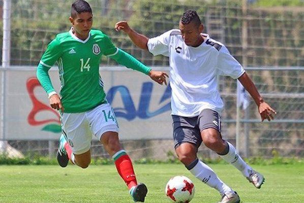 Santista Alan Maeda está listo para debutar en el Mundial Sub 17