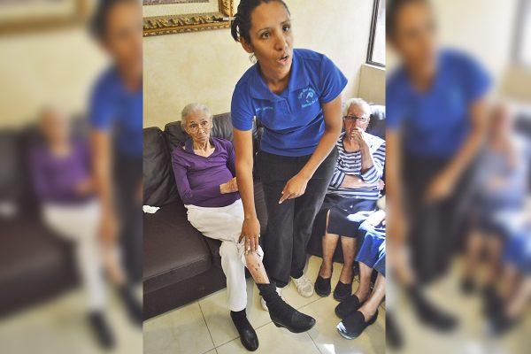 Recibe Derechos Humanos queja contra asilo de ancianos
