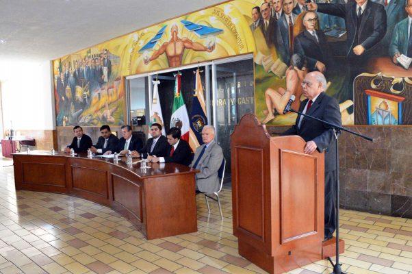 Crean Asociación de Ex Presidentes de Sociedad de Alumnos de Jurisprudencia