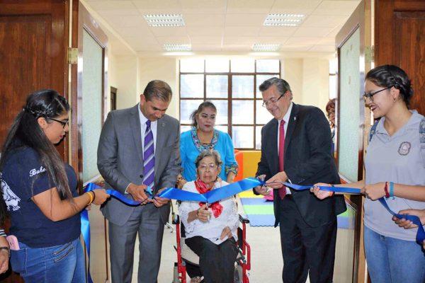 """Inaugura la UA de C sala de lectura """"Profesora Catalina Rodríguez Barrera"""""""