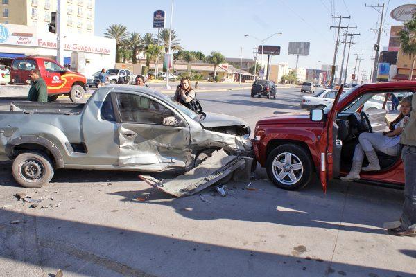 Van 4 mil accidentes en Torreón